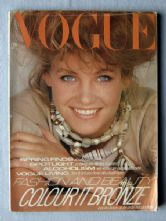 Vogue Magazine - 1981 - February